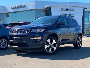 2017 Jeep Compass North | Heated Steering Wheel | Remote Start |