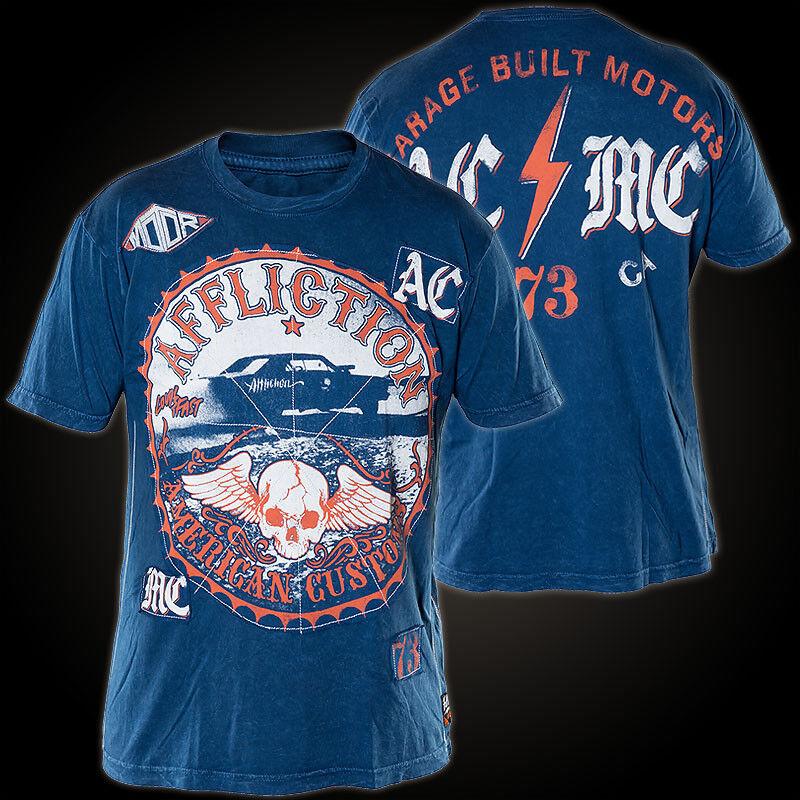 AFFLICTION T-Shirt Cannonball Run T-Shirts Herren  affliction Cannonball