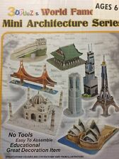 Primo Tech C058H 3D Puzzle Mini Architecture Series No.2 Cubic Fun Series 2