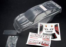 Traxxas Karosserie Rustler VXL glasklar - TRX3714
