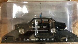 DIE-CAST-034-ALFA-ROMEO-ALFETTA-1972-034-SCALA-1-43-CARABINIERI