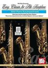 Easy Classics for Alto Saxophone by Peter Spitzer (Paperback / softback, 2015)