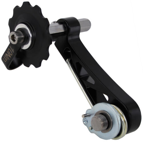 Cyclingdeal Bike Bicycle Fixie Single Speed Aluminum Chain Tensioner