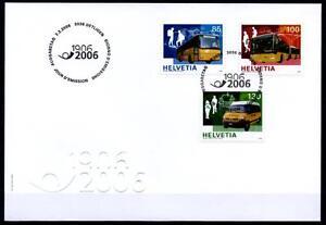 100 ans POSTAUTO Autobus. FDC. SUISSE 2006-afficher le titre d`origine 6KJgkWHm-07142857-904686034