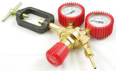 Druckminderer Druckregler Argon/CO2/Schutzgas Sauerstoff Stickstoff Acetylen NEU