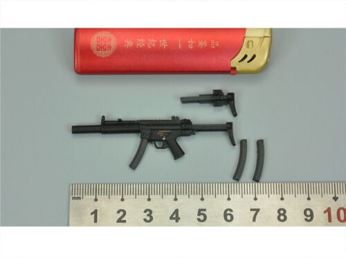 DAMTOYS DAM PES007 1//12 Pocket Elite Series Hong Kong SDU FAI Sir MP5 Model