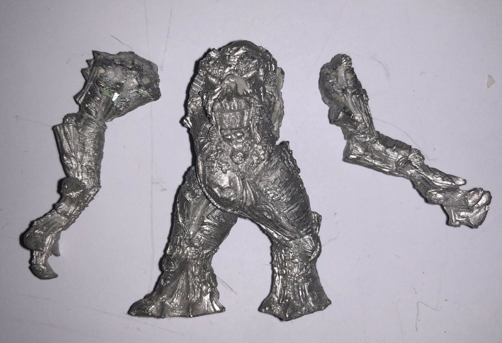 Treeman For Warhammer Fantasy Battle & LOTR Ent Metal OOP