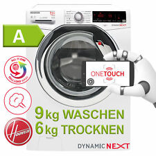 Hoover Waschtrockner Waschmaschine Wäschetrockner Trockner 9 + 6 kg EEK A 2in1