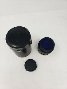 Canon-Lens-FD-85mm-1-1-8-S-S-C-Excellent-Condition-w-vtg-case