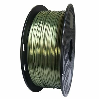GIANTARM Filament PLA 1.75mm Silk Gelb,3D Drucker PLA filament 1kg Spool