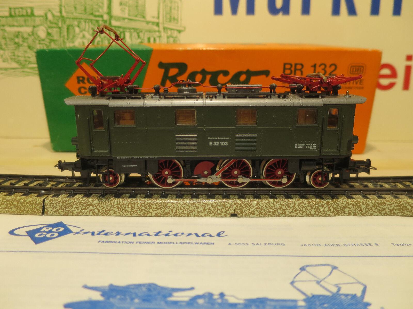 (MB) Roco para Märklin 14145 E32 103 Novedad Top operatividad emb.orig RARO