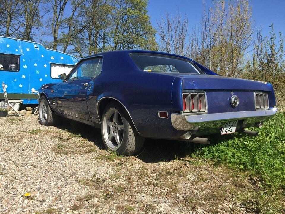 Ford Mustang, Benzin, 1970