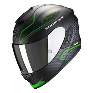 talla XS multicolor Scorpion Casco Moto exo 1400 Air