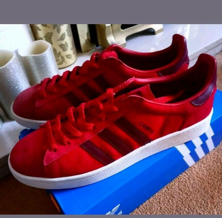 Adidas Campus Trainers Size 10