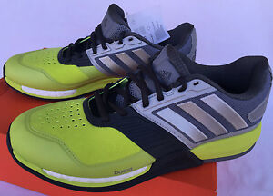 new product 9160e ae29f Image is loading Adidas-Crazy-Train-Boost-B26636-Volt-Training-CrossFit-