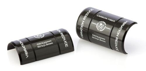 Carbon Handlebar Stem Bar Bore shim adapter Ø35mm Ø31.8 Ø26 Ø25.4mm FOURIERS 02