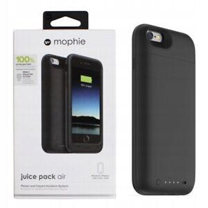 custodia con batteria mophie juice pack air per iphone 6 e iphone 6s