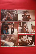 MESSENGER 1986 FRED WILLIAMSON CAMERON MITCHELL UNIQUE EXYU LOBBY CARDS