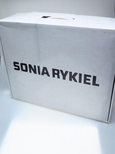 Lila Kautschuk Myrtille Taxi Sonia 37 Neu Damenschuhe Rosa Botte Rykiel Stiefel wtSSUC8q
