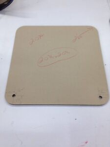"""Taylor Made Bomar replacement hatch lens 20 1//8/"""" x 20 1//8/"""" boat  marine Lumar"""
