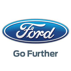 Brake Less Pad BRCF-430 Genuine Ford Caliper Assembly