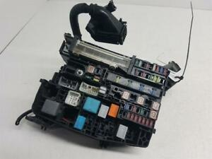 Toyota-Avensis-2009-To-2013-2-0-Diesel-Fuse-amp-Relay-Box-WARRANTY