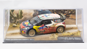 tienda en linea 1 43 envejecido diorama diorama diorama citroen ds3 wrc loeb elena Rally México 2011 Ixo  ahorra 50% -75% de descuento