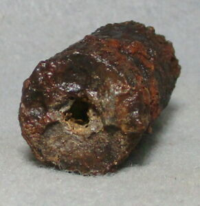 Civil War Relic Iron Striker for an Unknown Confederate Shell From Manassas