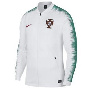Nike Chelsea FC Anthem 2018//19 Jacket Zipped Pockets Men/'s Size M White