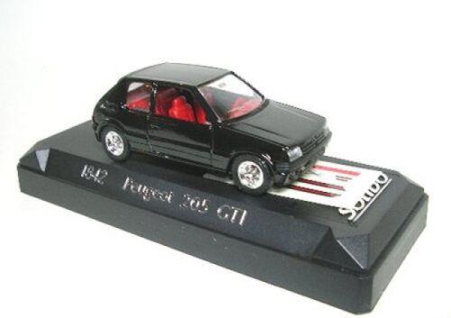 Peugeot 205 GTI Black
