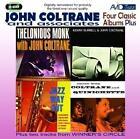 4 Classic Albums Plus von John Coltrane (2011)