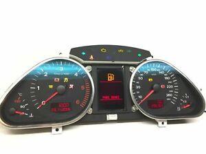 Audi-A6-C6-Diesel-Km-H-Compteur-de-Vitesse-Instrument-Cluster-Speedo