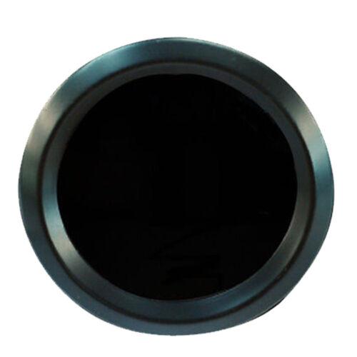 "2/"" 52mm Black Car Auto Digital Blue LED Oil Press Pressure LED Gauge Kit W8"