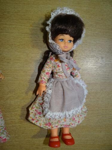 Schwestern Schlafaugen 60er /70er SAMMLER Geschenk rar wunderschöne alte Puppen Kleidung & Accessoires Babypuppen & Zubehör