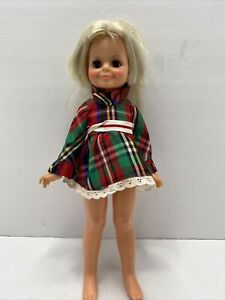 1969-Crissy-Doll-family-vintage-rare-blonde-hair-Blue-Eyes-Ideal-Toy-Corp