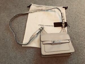 fcuk white bag