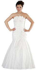 New-Ivory-Wedding-Evening-Prom-Dress-UK-Size-6-14-EU34-42-US4-10-UK-STOCK