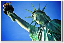 Statue of Liberty NYC - New York City - Ellis Island USA America - NEW POSTER
