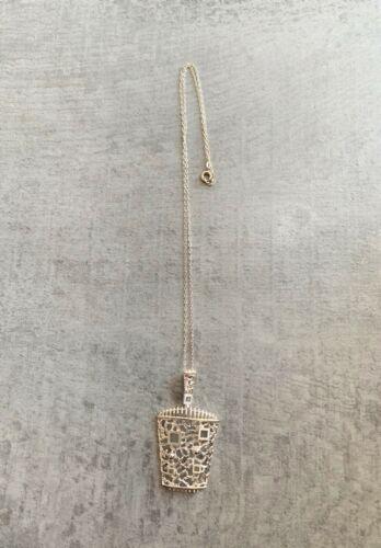 Genuine Silver Necklaces All @ £6.99 Each Lot No 11
