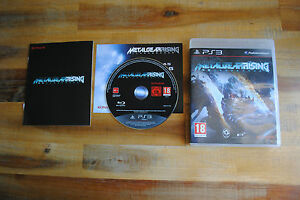 Jeu-METAL-GEAR-RISING-pour-Playstation-3-PS3-COMPLET