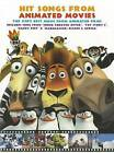 Hit Songs from Animated Movies by Music Sales Ltd (Paperback, 2011)