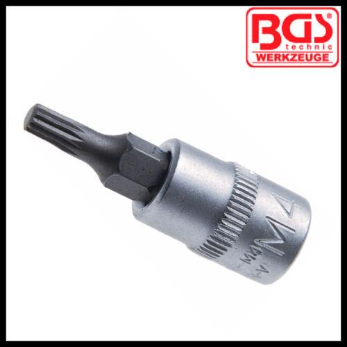 "Spline Bit Socket - M4 XZN 1//4/"" Drive 5105-M4 BGS Pro Range"