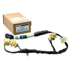 details about oem new third brake light high mount stop lamp wiring harness  xl3z-13a625-ba