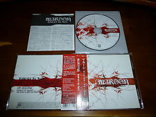 Maroon / Endorsed by Hate JAPAN+3 Heaven Shall Burn Trivium A2