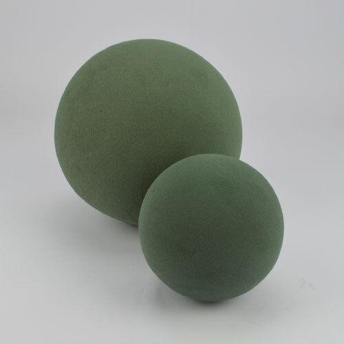 Wet,Dry,Polystyrene//Styrofoam Floral Foam Spheres//Balls 7,8,9,10,12,15,16,20CM