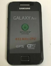 Samsung Ace GT-S5830i Sim Free Unlocked White Android Smartphone  (Phone Only)