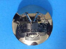 RARE VOGUE TYRES CUSTOM WHEEL GUN METAL CENTER CAP 89-9371 70321875F-2 763C11