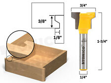 Reversible Drawer Front Router Bit 14 Shank Yonico 15032q