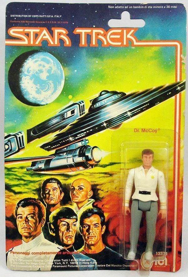 Mego - estrella Trek the Motion Picture  - Dr McCoy  le migliori marche vendono a buon mercato