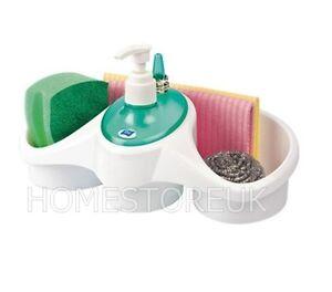 Image Is Loading Iz Combo Washing Up Liquid Soap Dispenser And
